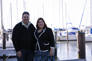 Jose and Mayra Nater