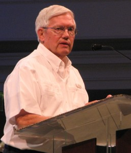 Dale Oden speaks about the significance of Temple's ministry in Nicaragua.